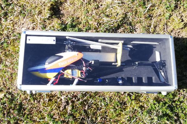 TRex 250 SE